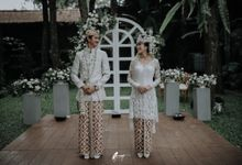 The Wedding Of Yoga Arizona & Widya Amelia by yourmate