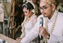Wedding Afit & Itok by Alethaproject