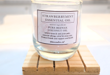 aromatherapy candle by mondee