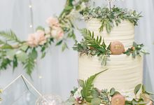 Botanicals Theme by Suitcase Weddings