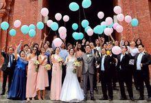 Andrew & Jovita Wedding by Tefillah Wedding