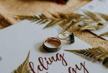 Elopement Amie and Patrick Jungle Wedding in Canggu by Amora Bali Weddings