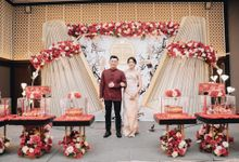 Engagement - Sangjit Decor by Elior Design