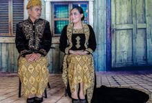 Prewedding studio Cinta & Ibrahim by Video Art