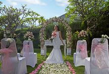 Wedding at The Wolas by The Wolas Villas and Spa