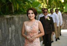 Dimas & Anatalya Wedding by Tefillah Wedding