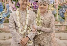 Pastel Themed Sundanese Wedding by Medina Catering