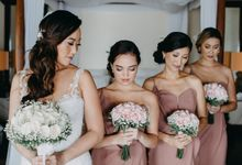 Jane & Cristian by baliVIP Wedding
