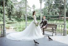 Botanical Gardens by Cang Ai Wedding