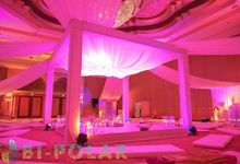 Tony Robbins Private event by Bipolar International Wedding and Events