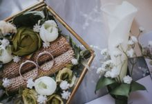 The Wedding of Vania and Gabor by Hello Elleanor