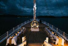 THE WEDDING OF EDWARD & SILVANA by Jessica Cendana