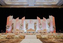 Swissotel PIK, 21 Feb '21 by Pisilia Wedding Decoration