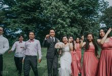 Welmar and Raquel Intimate Weddding A Love humbled by the Pandemic by The Jawiman Concept