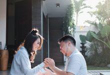 Prewedding of Adrian & Cindy by kvn.photoworks
