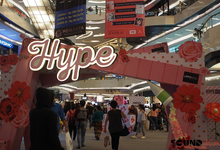 HYPE Valentine Bazzar - Kemang Village by SOUNDSCAPE - BOSE Rental Audio Professional