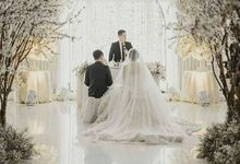 THE WEDDING OF FANNY & ALVIN by natalia soetjipto