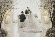 THE WEDDING OF FANNY & ALVIN by natalia soetjipto