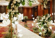 IKK Skeno Hall, Emporium Pluit, 25 Jul '20 by Pisilia Wedding Decoration