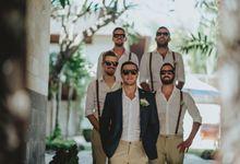 Ryan & Joanne by baliVIP Wedding