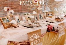 Kelvin & Regine Beach Wedding by FW Event Pro
