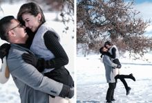 THE PREWEDDING OF EVAN & RUTH by Loxia Photo & Video