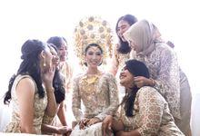 Rustic Wedding Velda & Wibi by Khayim Beshafa One Stop Wedding