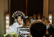 Wedding of A&M by Nika di Bali
