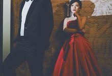 Zakaria & Vimala by JJ Bride