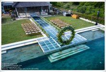 Wedding Set Up by The Surga Villa Estate