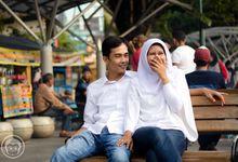 Post Wedding Gusniarti & Randhi by lutungsakti
