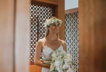 Sarah & Luke by baliVIP Wedding
