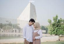 Prewedding M & E by dhafma photography