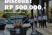 Valentine Promo by Michael Wedding Car