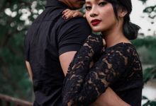Prewedding of Ubed & Bella by Maharani Photography