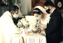 The Holy Matrimony of  Kevin & Ingrid by Khayim Beshafa One Stop Wedding