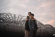 Jason & Brigitta PreWedding by NOMINA PHOTOGRAPHY