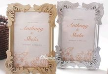 Wedding of Anthony & Shela by Ellinorline Gift