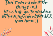 Planning Online with IKK by  Menara Mandiri by IKK Wedding (ex. Plaza Bapindo)