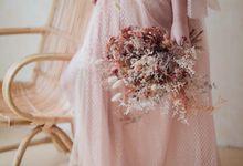 Bridal Portrait - Angelle by Iris Photography