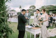 Karang Kembar Villa Wedding by White Roses Planner by White Roses Planner