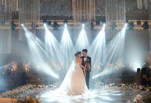 The Wedding of Yoel & Vero by Desmond Amos Entertainment