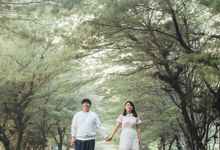 Daniel & Weni Love Story in Jogja by Lamore Pictures