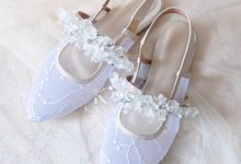 Pearl for Bridal Shoes by Kasa The Label