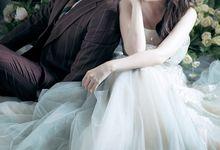 Jody & Novia by JJ Bride