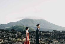 Bali Prewedding Aiwen & Wheeler by StayBright