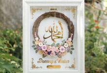 Mahar Wreath Rustic by Rekarasa Studio (Mahar)