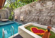 Honeymoon Package at Ini Vie Villa by Ayona Villa