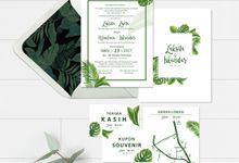 Laksita & Maulana Wedding by Pentone Craft and Paper