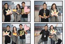 Kastera & Manggo Bomb Soft Launching by Twotone Photobooth